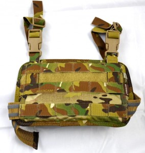 Emerson - panel udowy molle - multicam