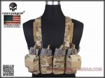 Emerson - kamizelka chest rig M4 - Multicam