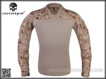 Emerson - combat shirt  Arc Style LEAF - AOR1