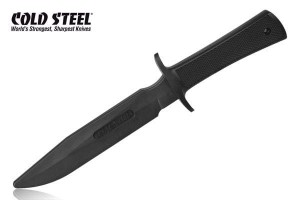 Atrapa gumowa - nóż Cold Steel Rubber Tr. MILITARY