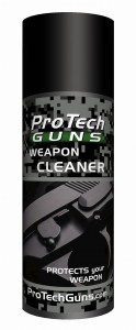 Pro Tech Weapon cleaner