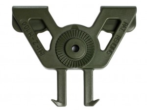 IMI Defense - Adapter Molle do kabur, ładownic - O.D GREEN