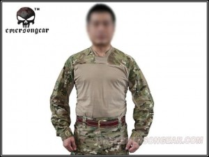 Emerson - combat shirt  Arc Style LEAF -  Multicam