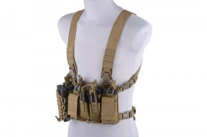 GFT - Kamizelka Fast Chest Rig - Tan