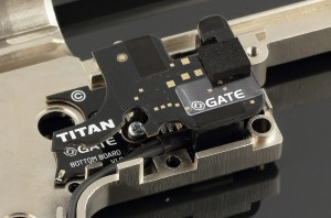 Gate - TITAN V2 Advanced Set - kable tył